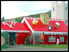 Christmas House Akureyi