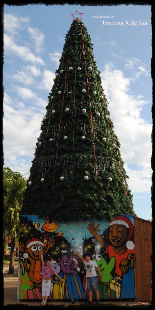 Christmas in Noumea