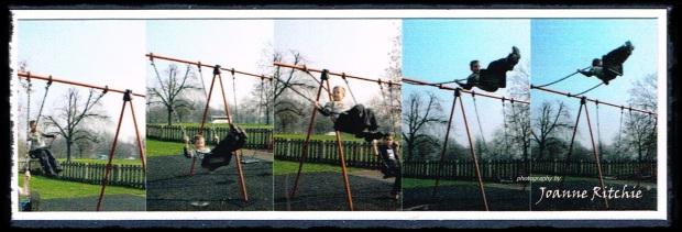 Hyde park swing fun