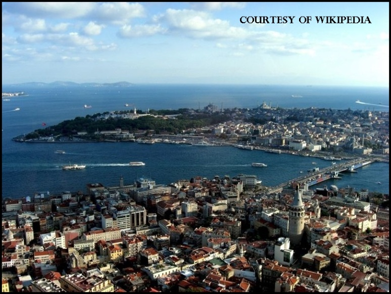 Istanbul courtesy of Widipedia