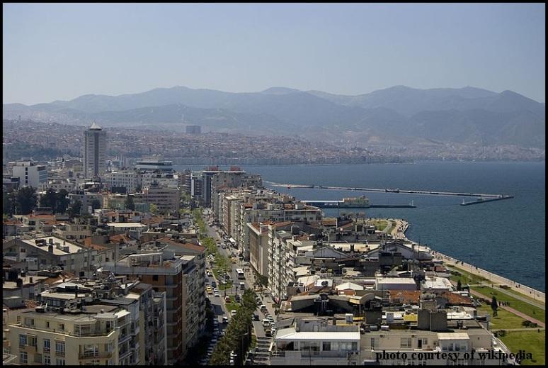 Izmir courtesy of Wikipedia