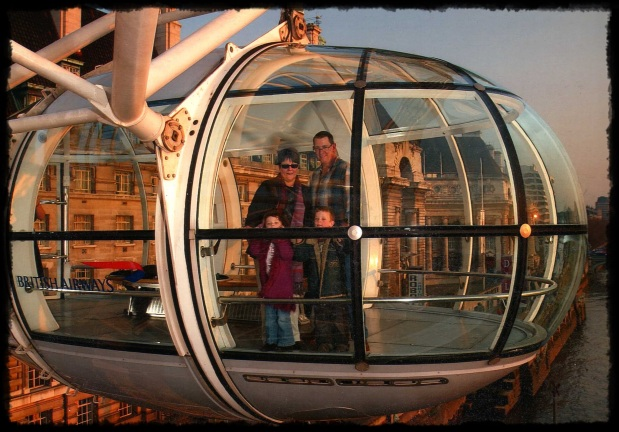 London Eye Fun