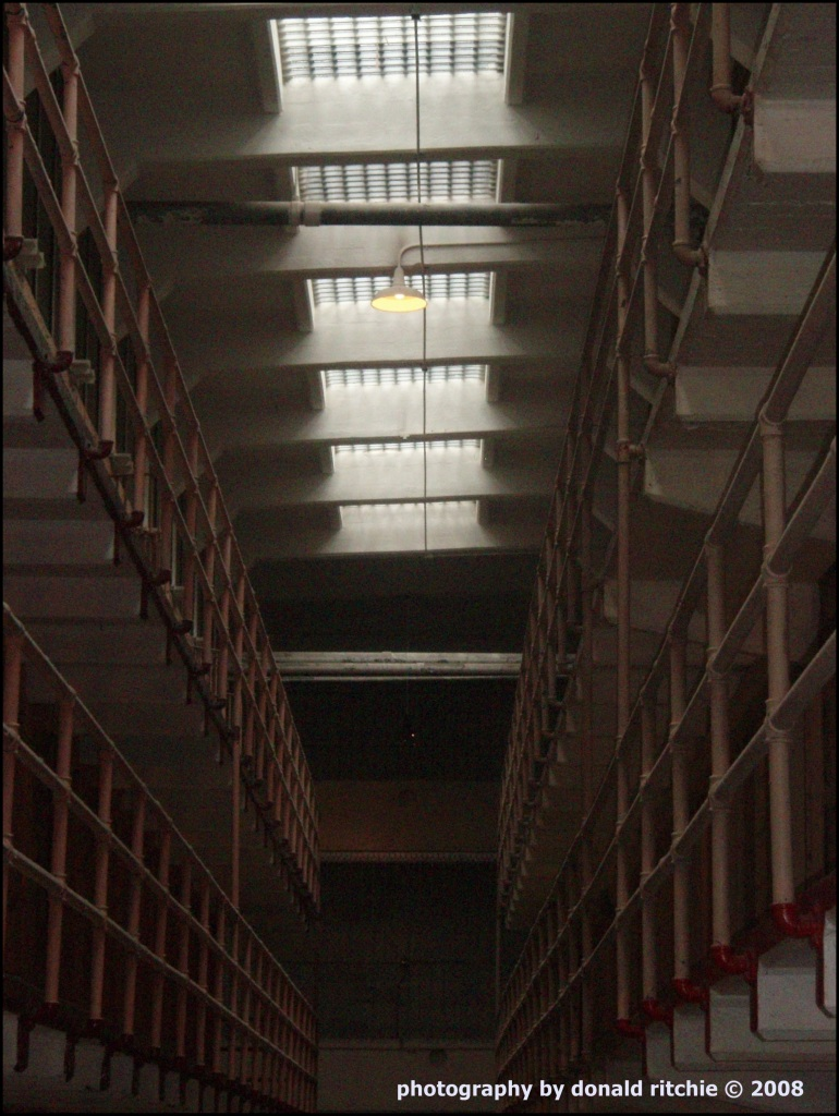 Inside Alcatraz - WOW!