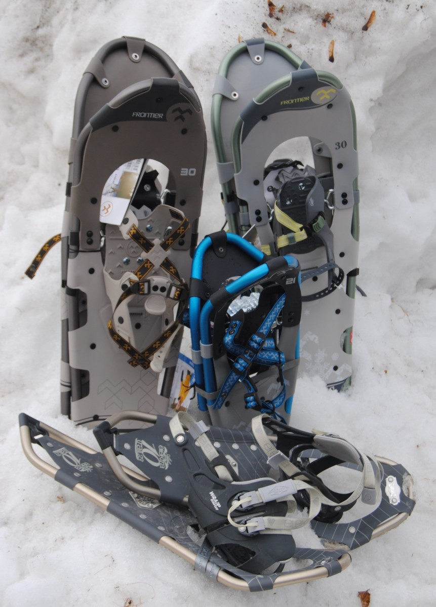 Snow shoes... read or not!!!