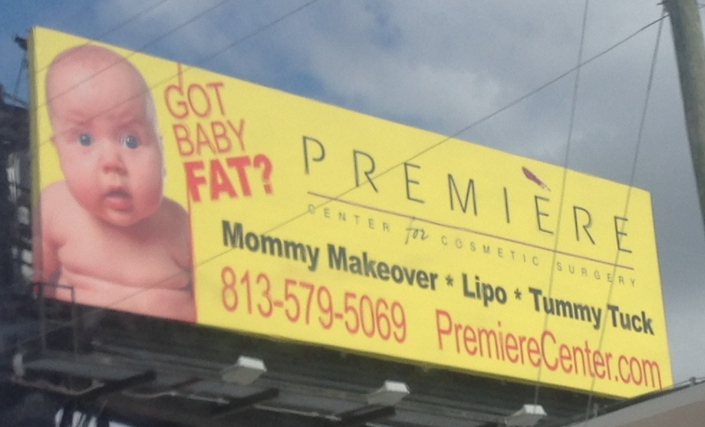 Baby fat... WTF!!!