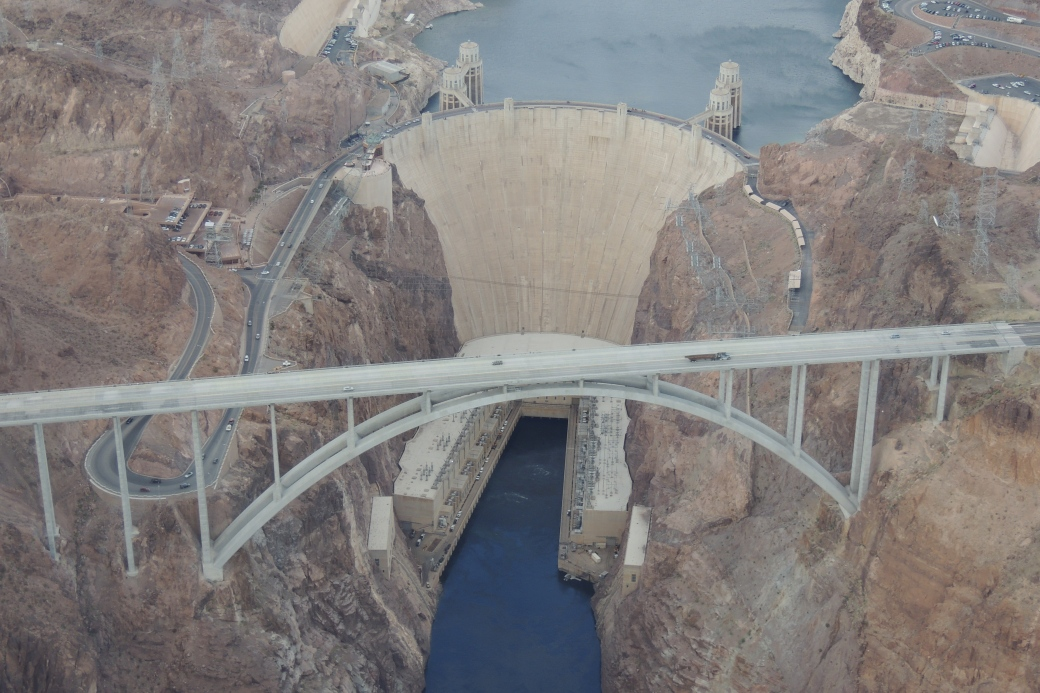 Hoover Dam - another tick!