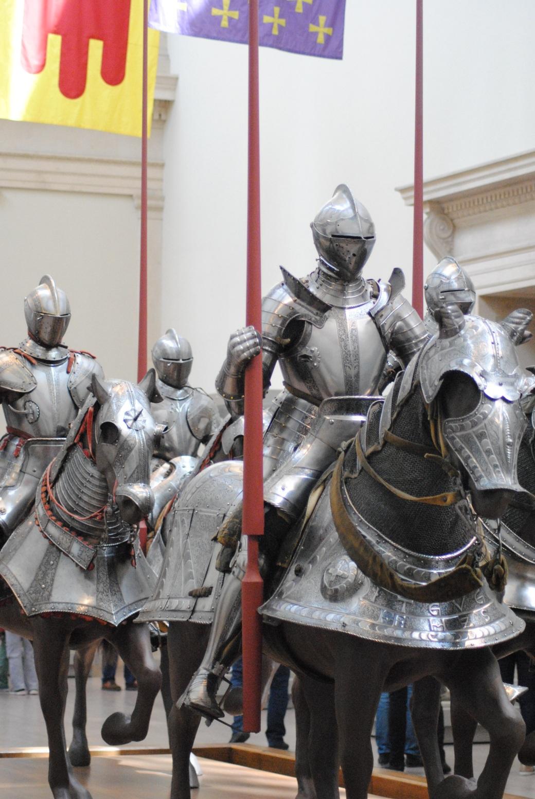 Amazing Armor!