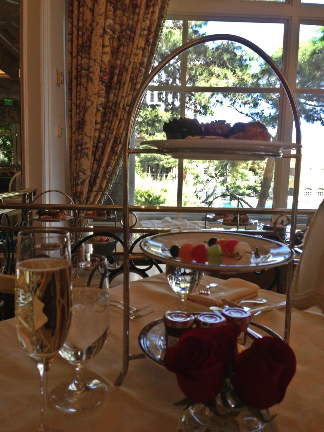 Breakfast Bellagio style