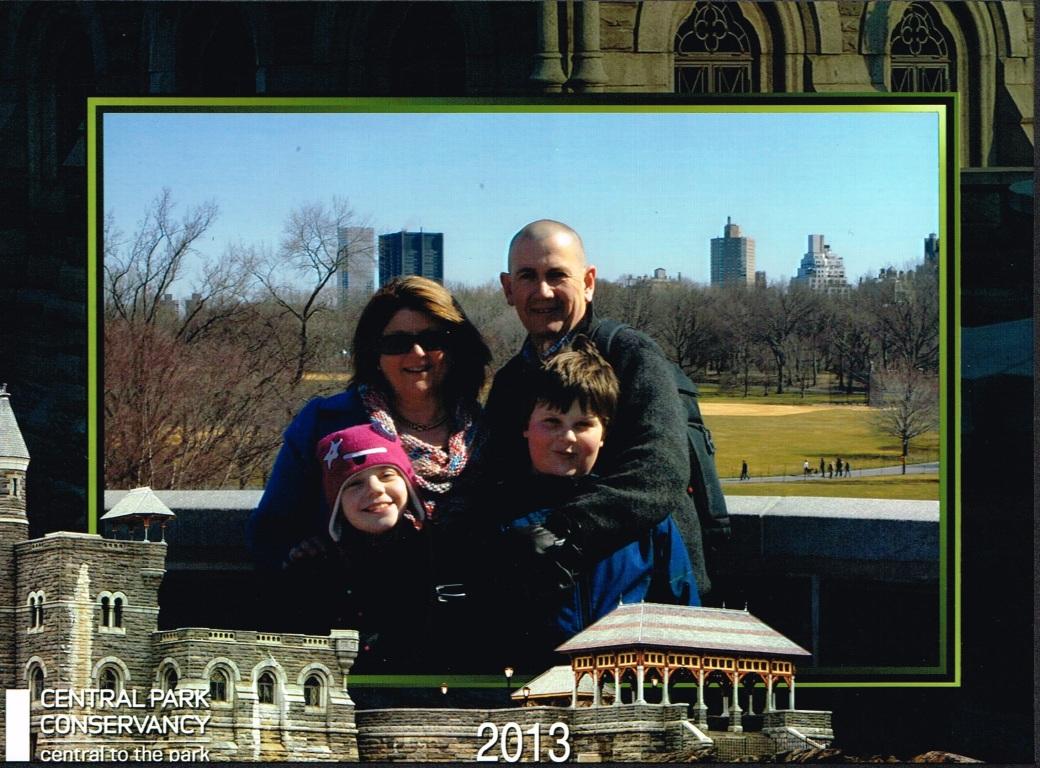 Family Castle Time