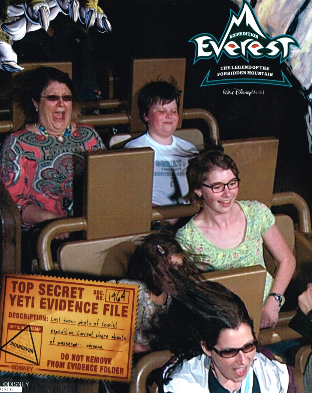 Scary Friggin Everest!