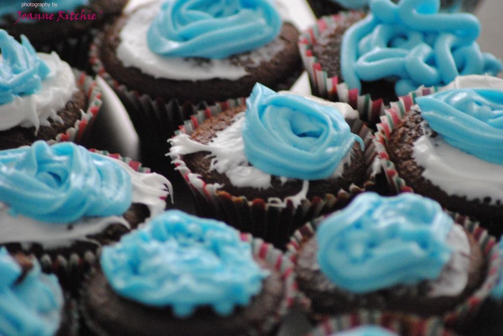 MM Mini Cupcakes