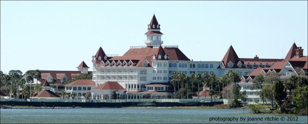 The Grand Floridian Spa and Resort