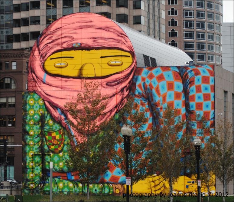 Boston - artwork