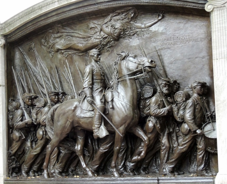 Boston - Incredible bronze work