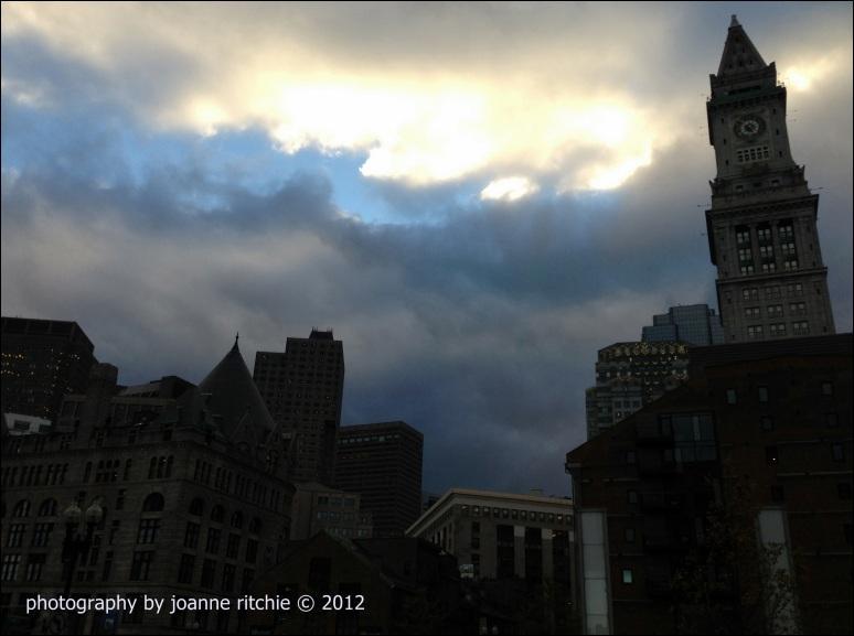 Boston - of an evening
