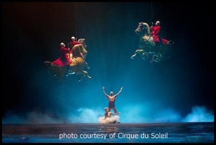 Cirque du Soleil - O Performance