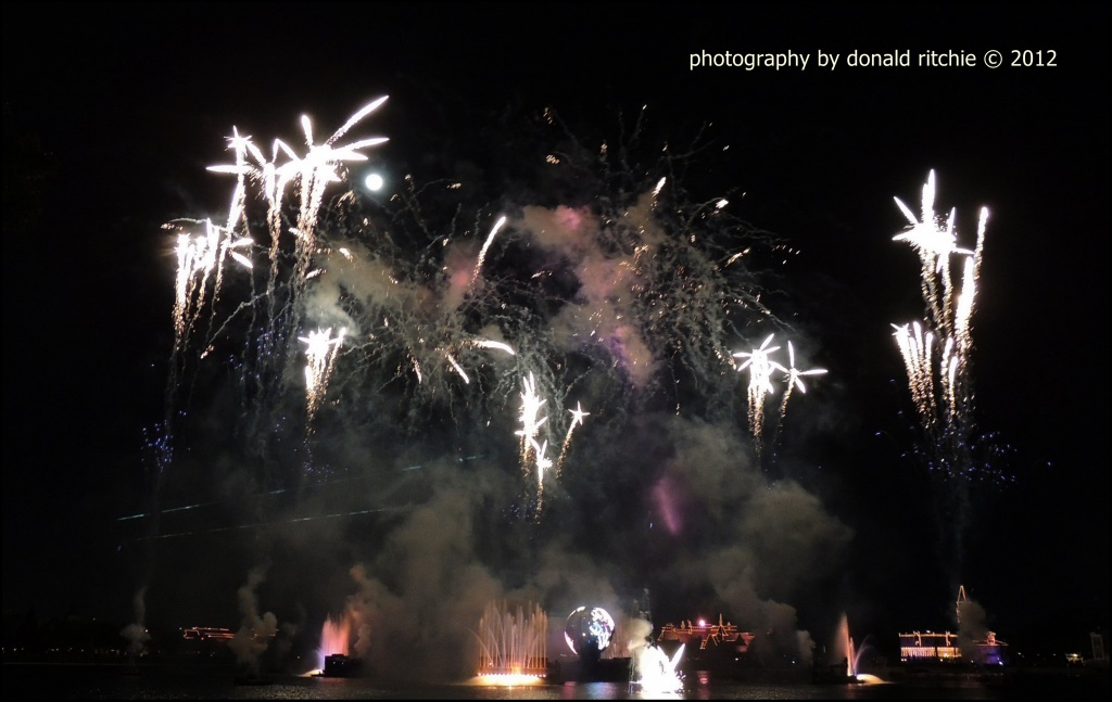Epcot Fireworx - just the best