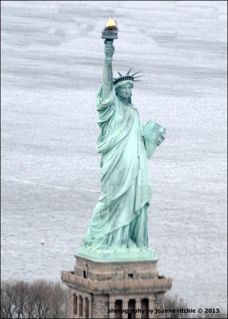 Liberty Flaming
