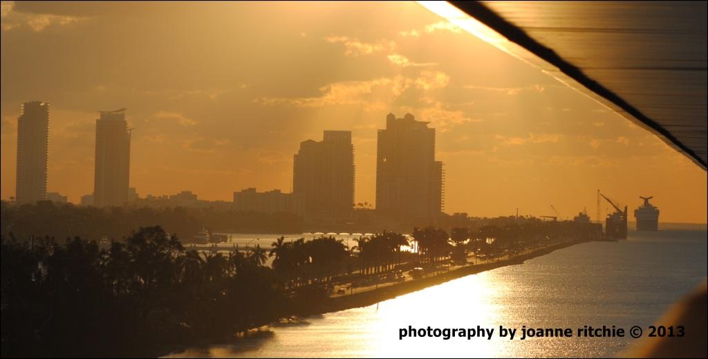 Miami - Sailing into