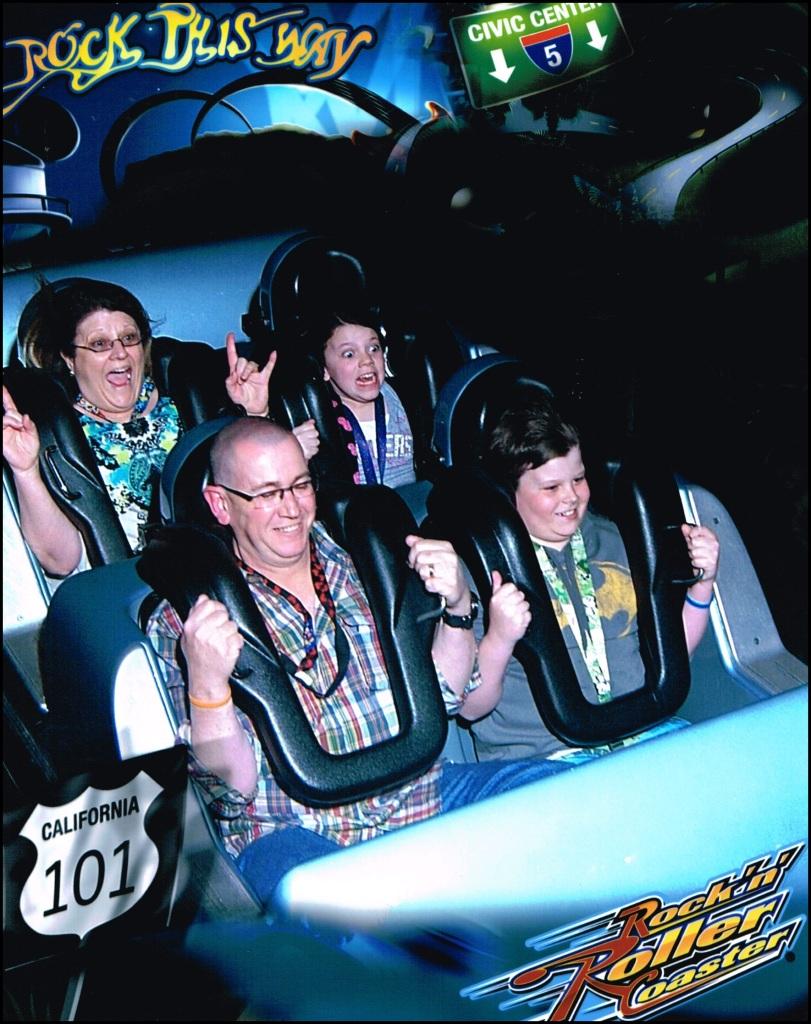 Rock n Roller Coaster - yea baby