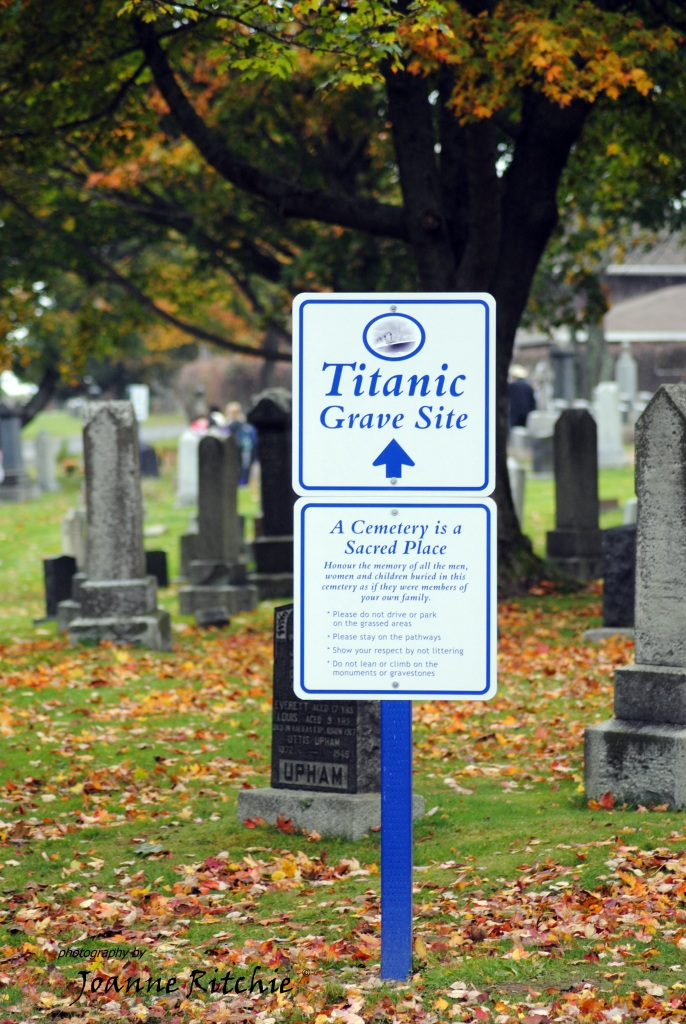 Titanic Cemetry