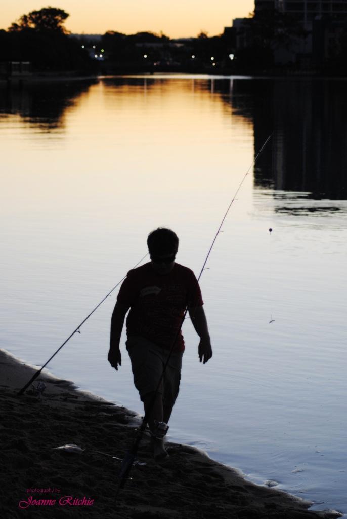Twillight Fishing