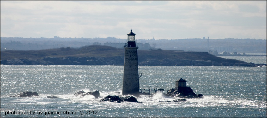 Boston - and another lighthouse!
