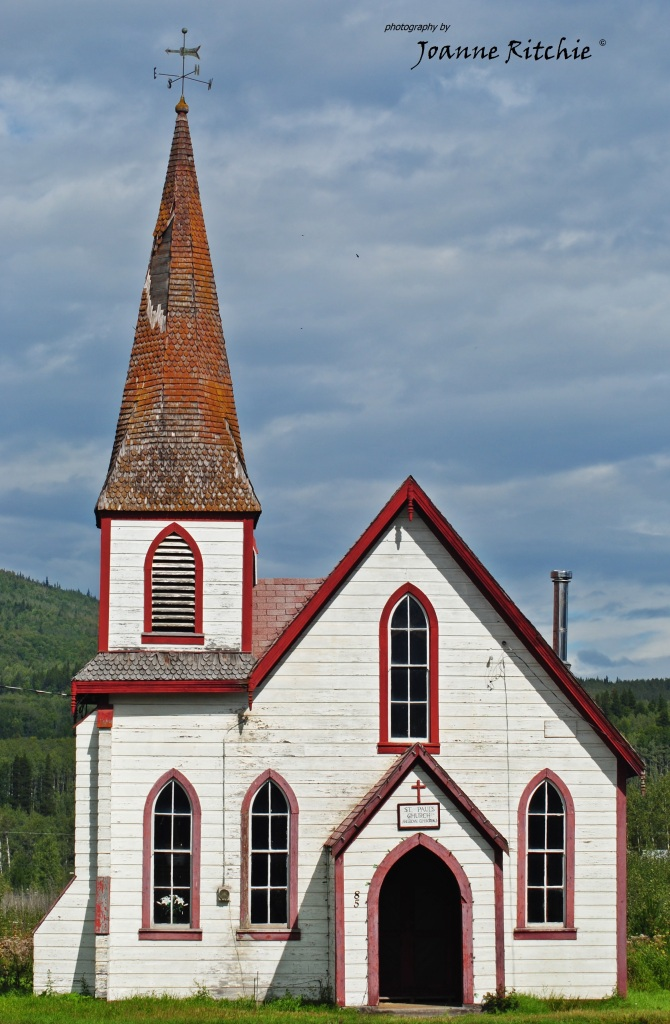Church in the Middle of Nowhere