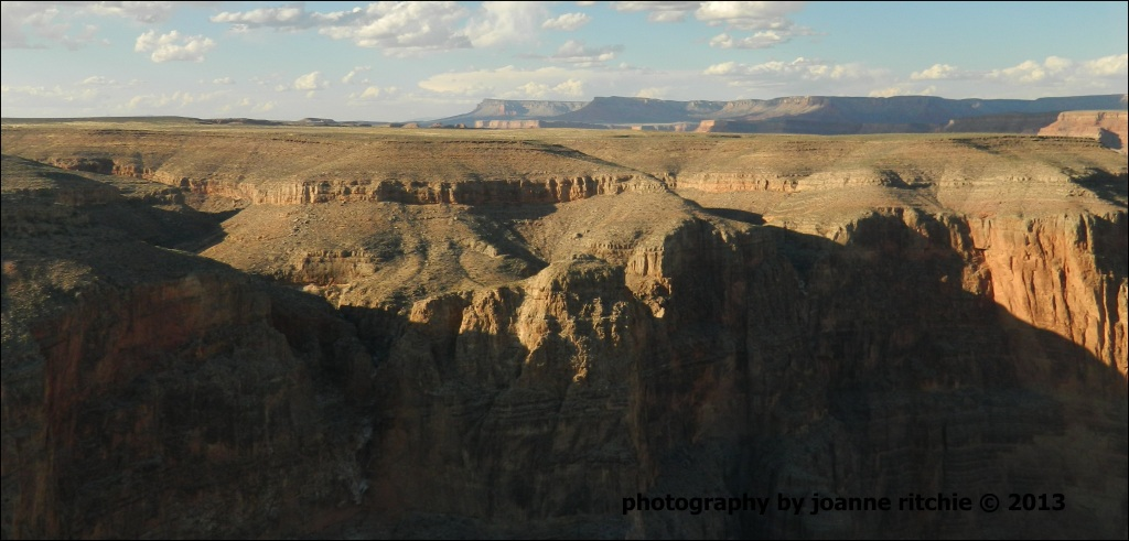 Grand Canyon getting closer - C