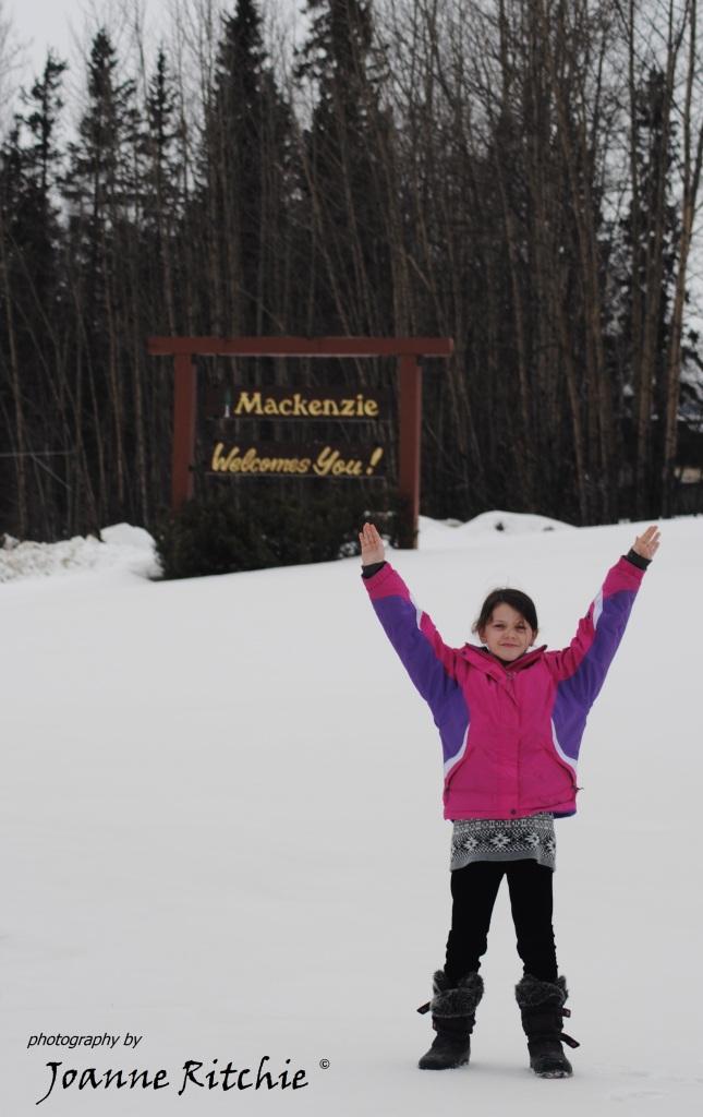 Mackenzie in Mackenzie