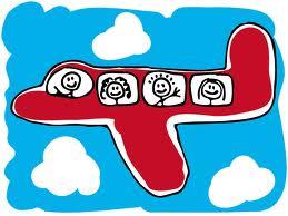 Plane o'clock!