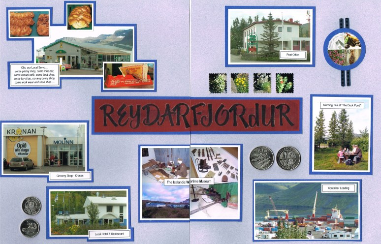 Reydarfjodur - our town!
