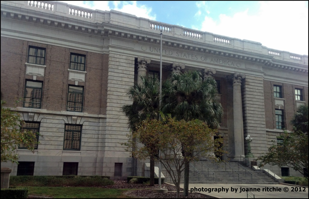 RR Tampa Court house