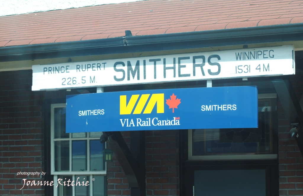 Smithers Whilstle Stop