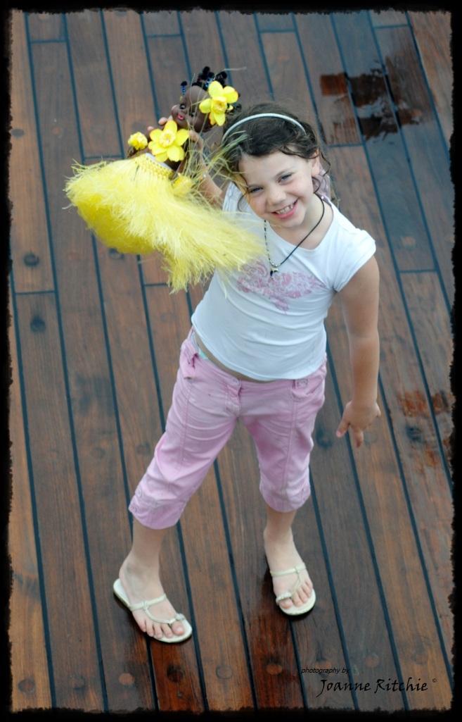 Yellow Vila Doll