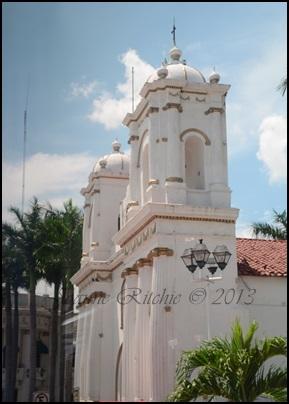 Chiapas Architecture, very Columbian