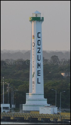 Cozume Lighthouse
