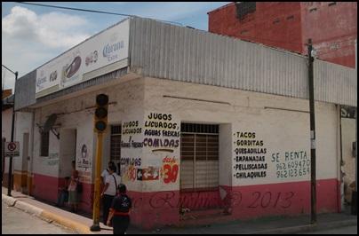 Different architecture of Chiapas