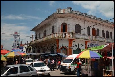 Downtown Chiapas