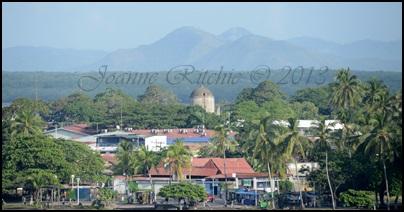 Looking over Puntarenas