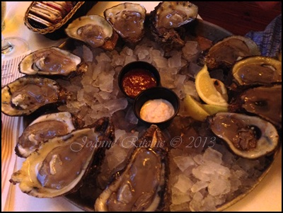 Oysters New Orleans Style