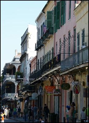 Royal Street - we loved it!