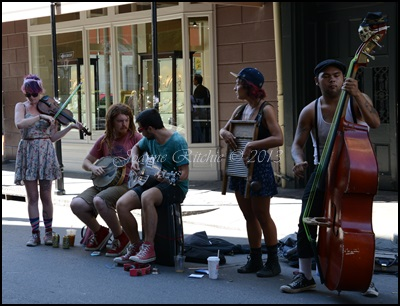 Talented Street Performers