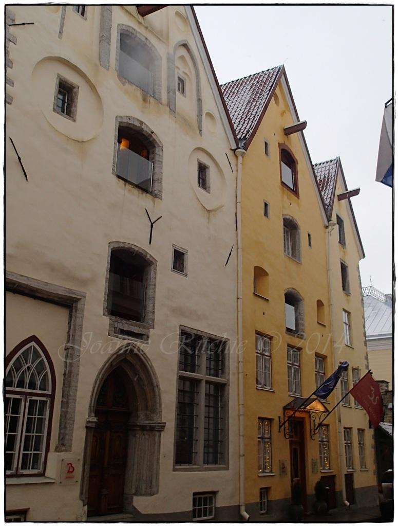 The 3 Sisters Hotel - Tallinn, Estonia
