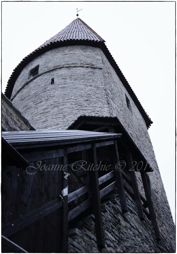 Tallinn City Wall - Epping Tower