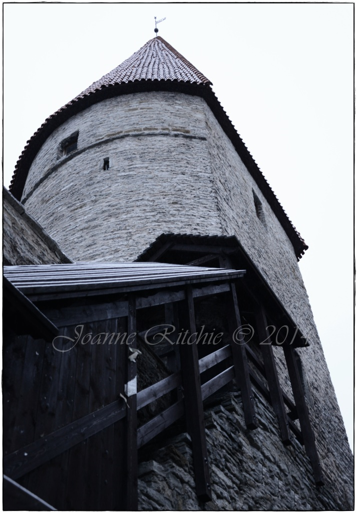 Tallinn City Wall - Epping Tower