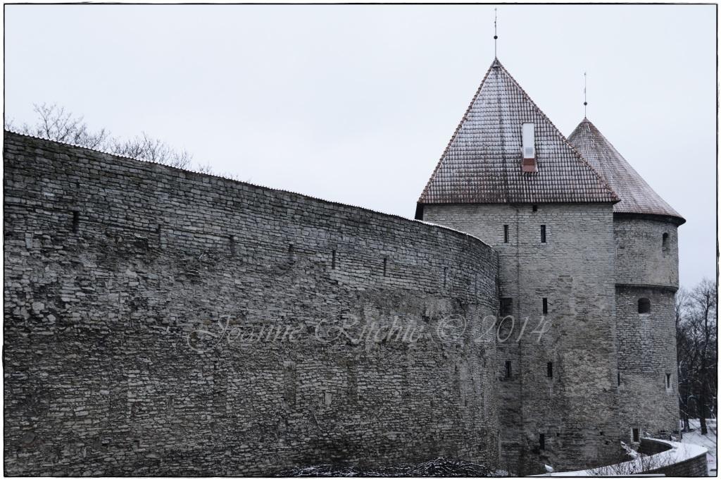 City Wall Tower Corner