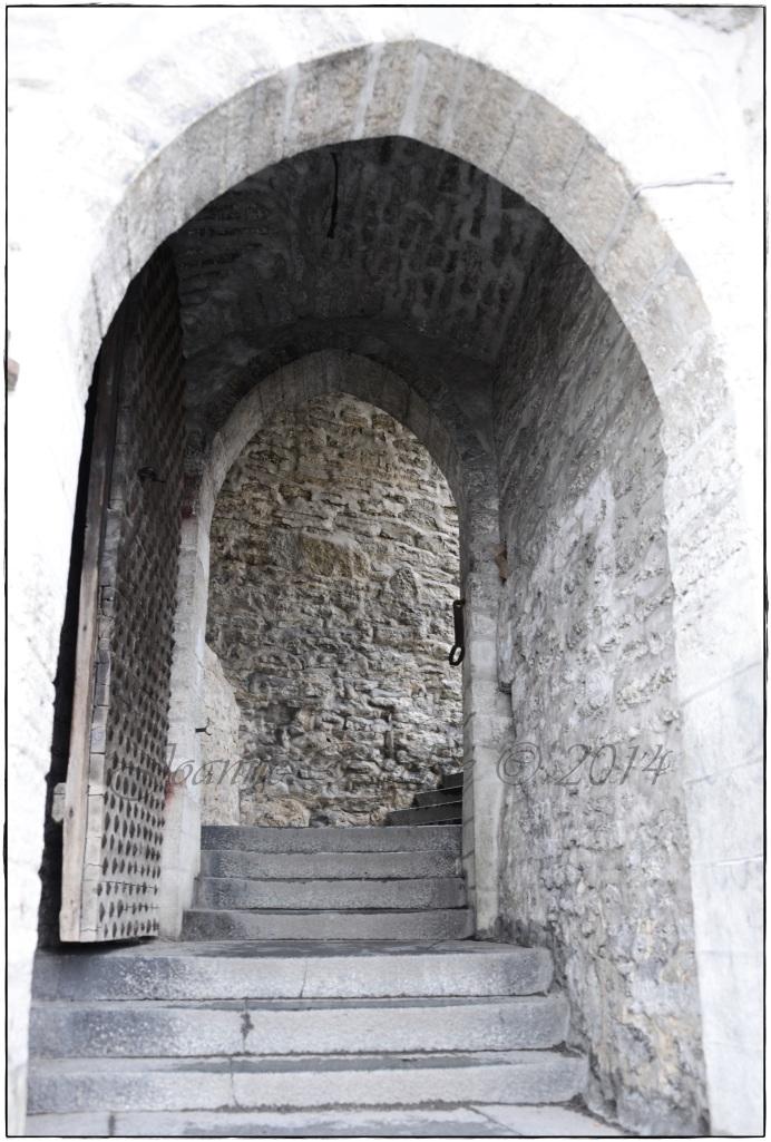 City Wall Walkway