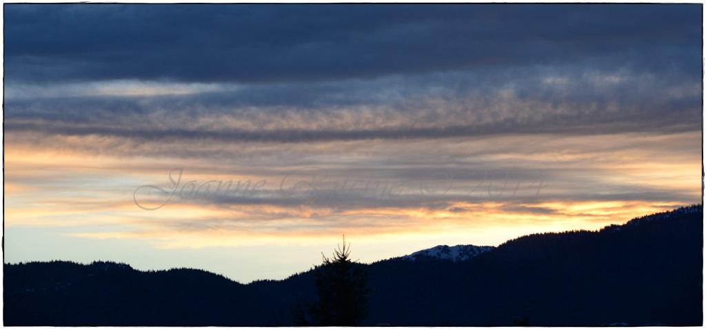 Monday Morning Skies