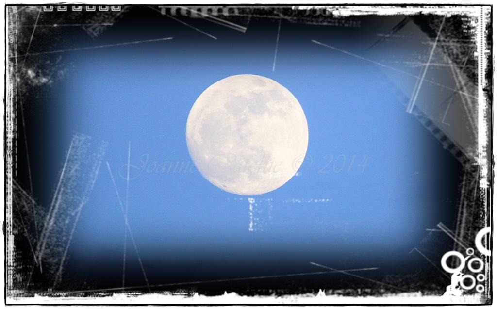Full Moon- just beautiful!